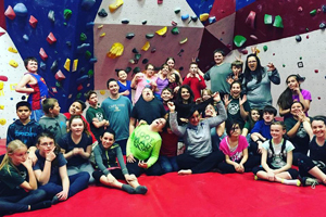 Child/ Youth Programs at North Country Climbing