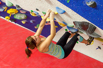 Bouldering Basics at North Country Climbing Center
