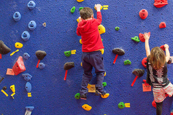 Kid Activities at North Country Climbing Center