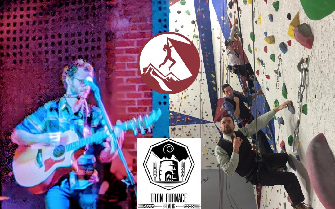 Celebrate Climbing Community on Friday, October 30, 2020